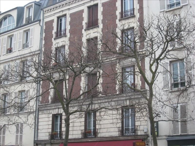 Rental apartment Boulogne billancourt 1210€ CC - Picture 1