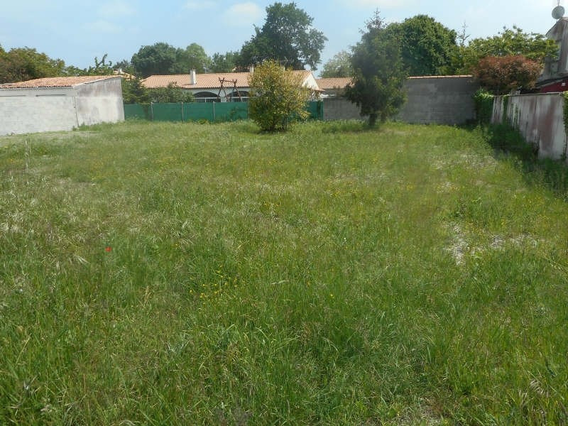Vente terrain Breuillet 93980€ - Photo 1