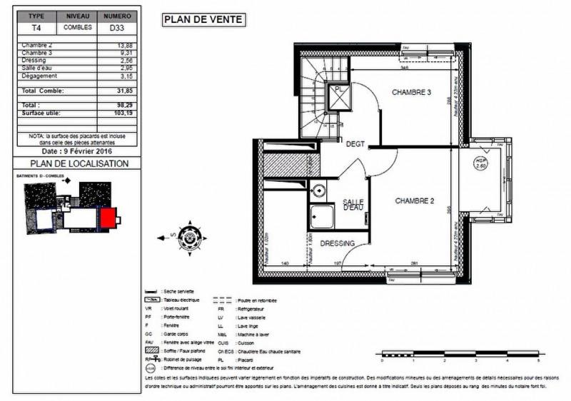 Sale apartment Le pouliguen 530000€ - Picture 2