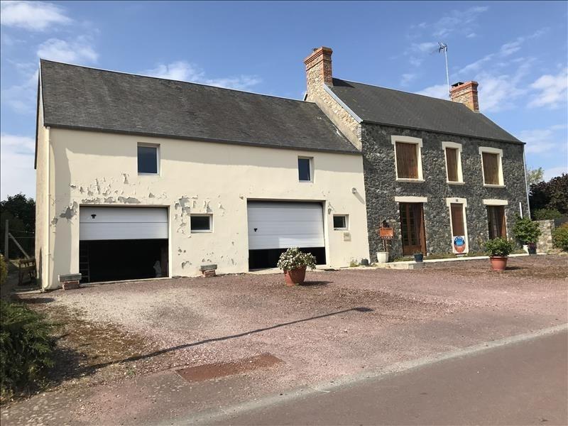 Sale house / villa Creances 132350€ - Picture 6