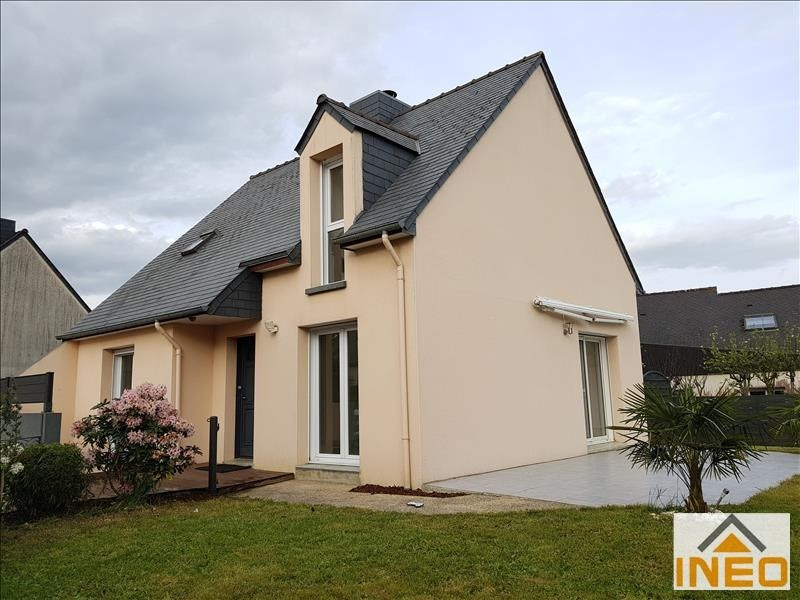 Vente maison / villa La meziere 287 375€ - Photo 1