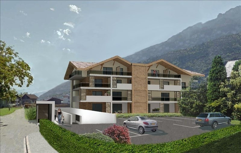Vente appartement Bonneville 249000€ - Photo 1