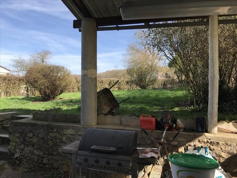 Vente maison / villa Poiseux 89900€ - Photo 1