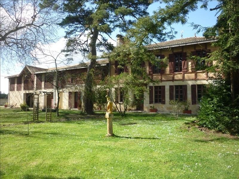 Vente de prestige maison / villa Arsac 756000€ - Photo 1