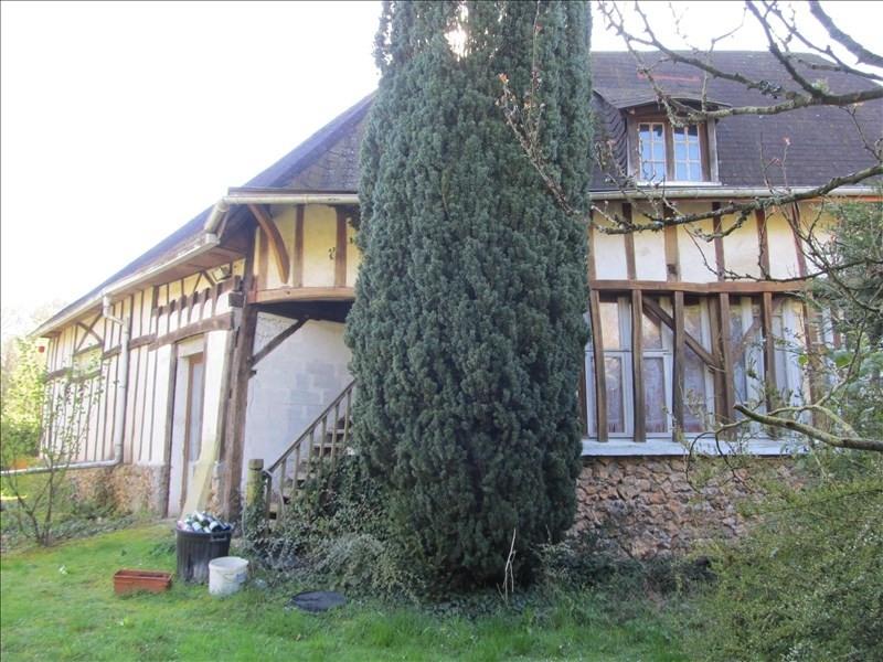 Vente maison / villa Conches en ouche 87000€ - Photo 2