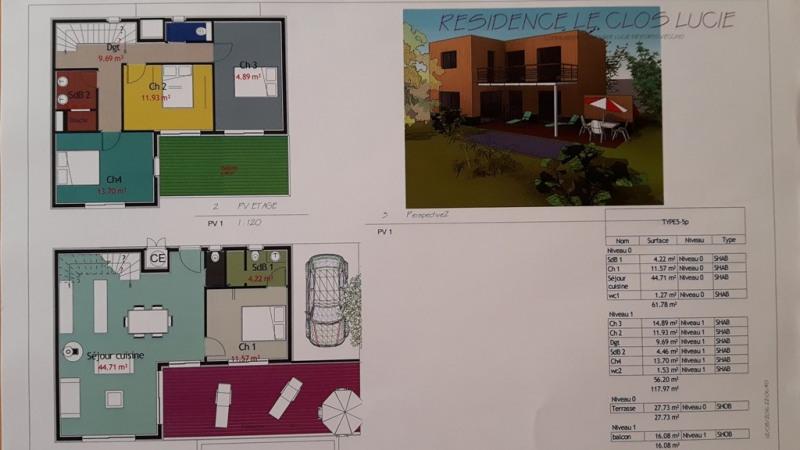 Sale house / villa Sainte lucie de porto vecchi 425000€ - Picture 7