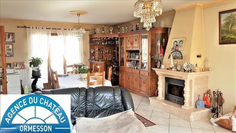 Sale house / villa Ormesson sur marne 449000€ - Picture 2