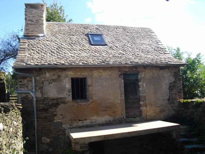 Vente maison / villa St chely d aubrac 35000€ - Photo 1