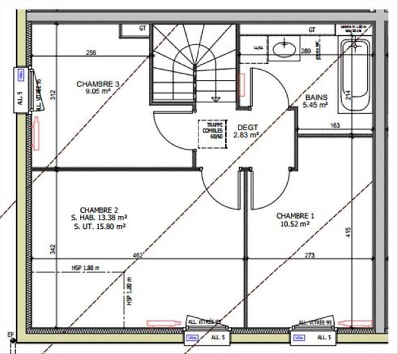 Sale house / villa Cranves sales 336500€ - Picture 3
