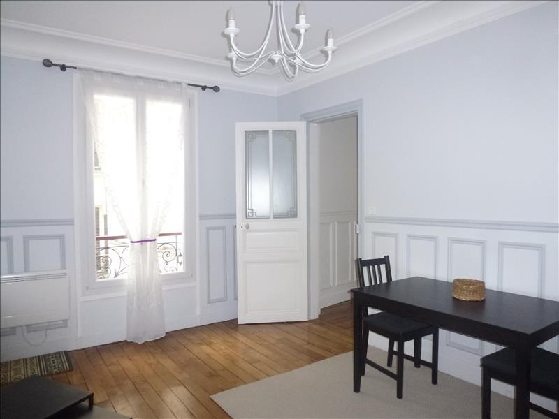 Rental apartment Paris 7ème 1495€ CC - Picture 1