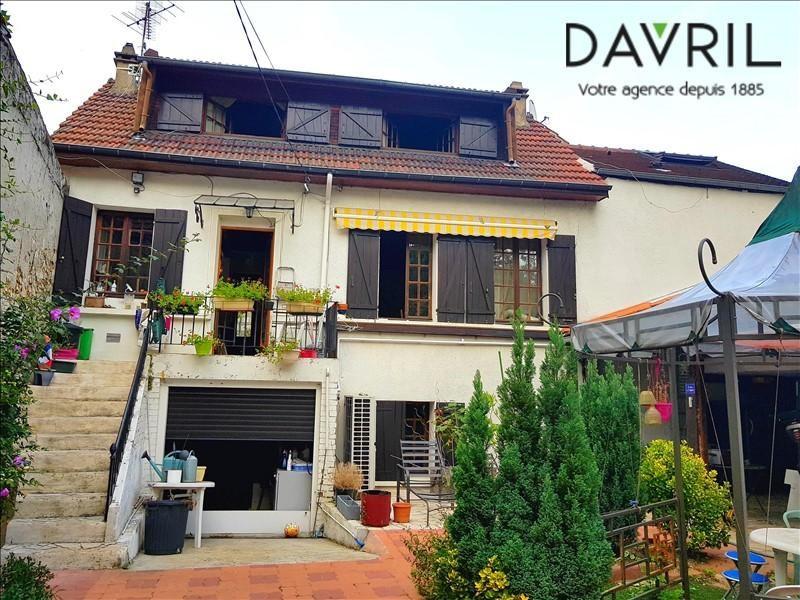 Vente maison / villa Montigny les cormeilles 285000€ - Photo 1