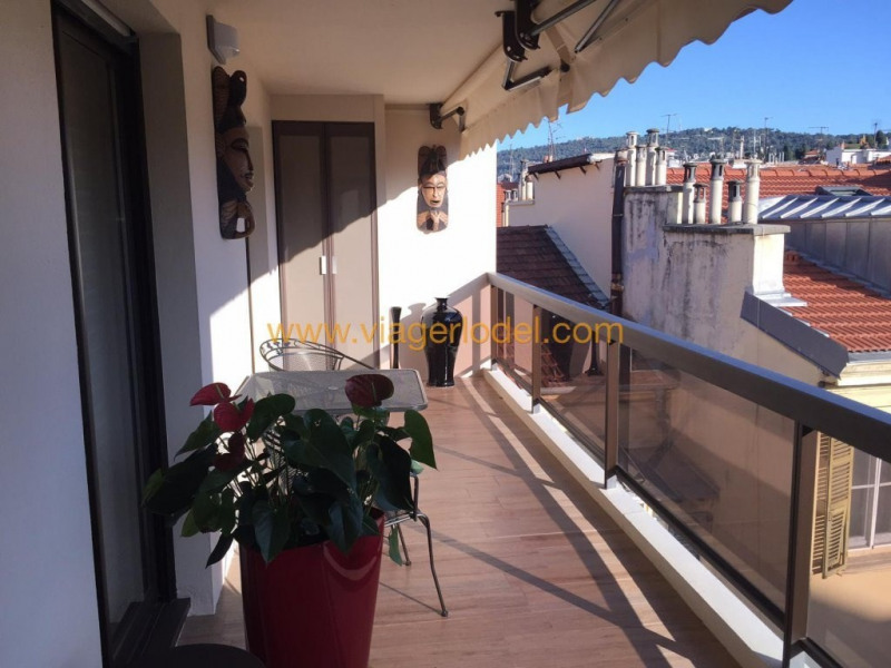 Viager appartement Nice 145 000€ - Photo 1
