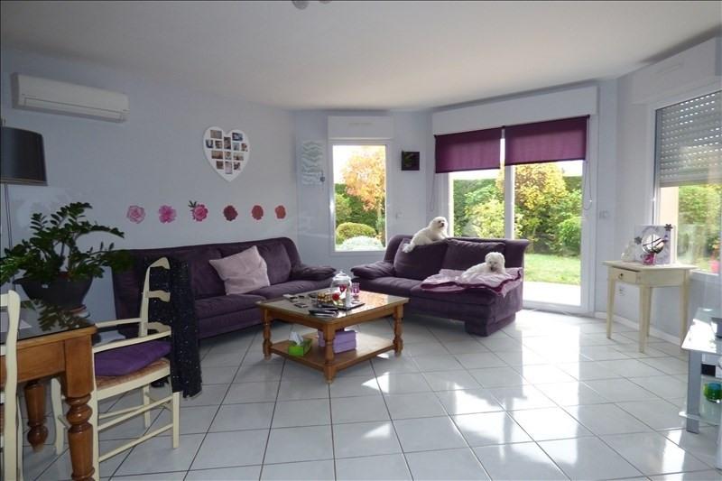 Vente maison / villa Mours st eusebe 330000€ - Photo 2