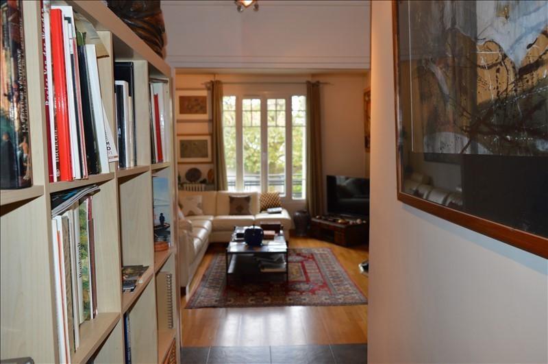 Vente appartement La varenne st hilaire 367500€ - Photo 4