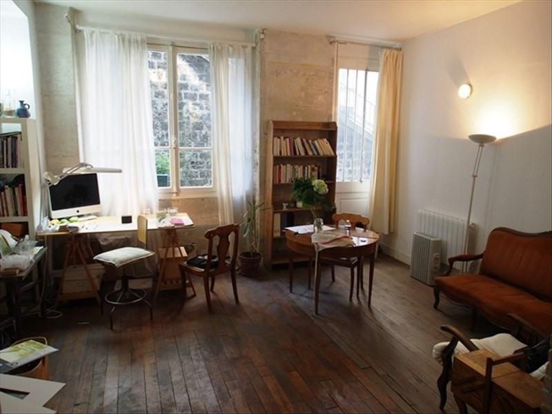 Sale apartment Paris 18ème 265000€ - Picture 3