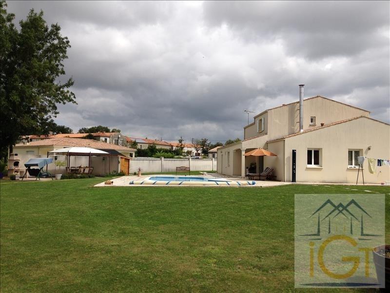 Vente maison / villa Aigrefeuille d aunis 294000€ - Photo 2