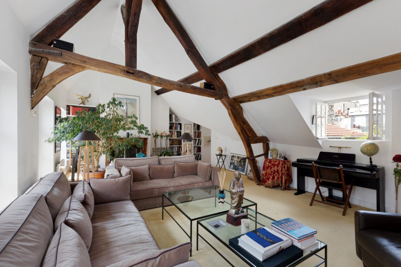 Deluxe sale apartment Paris 7ème 3600000€ - Picture 4