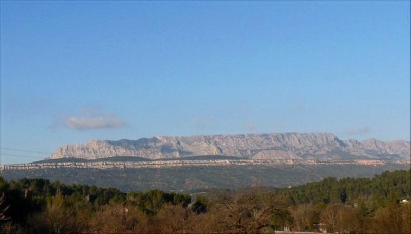 Vente terrain Fuveau 208000€ - Photo 1