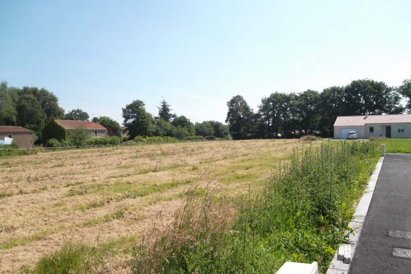 Vente terrain Aizenay 72500€ - Photo 2
