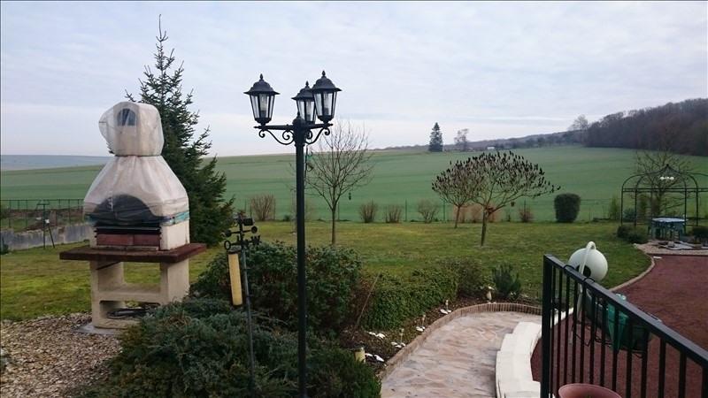 Sale house / villa Villeneuve l'archev 180000€ - Picture 10