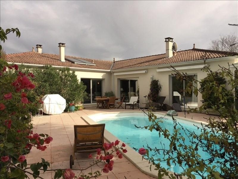 Vente de prestige maison / villa Saint sulpice de royan 574750€ - Photo 1