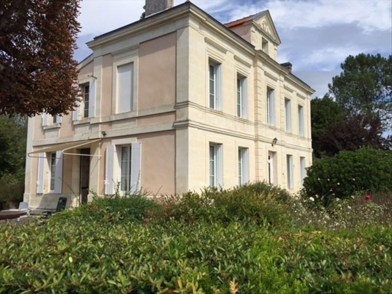 Deluxe sale house / villa St andre de cubzac 419000€ - Picture 2