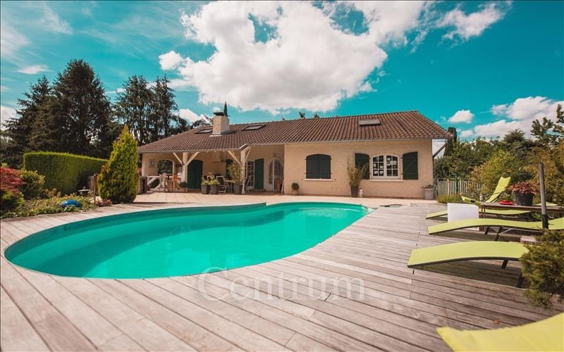 Deluxe sale house / villa Marly 585 000€ - Picture 1