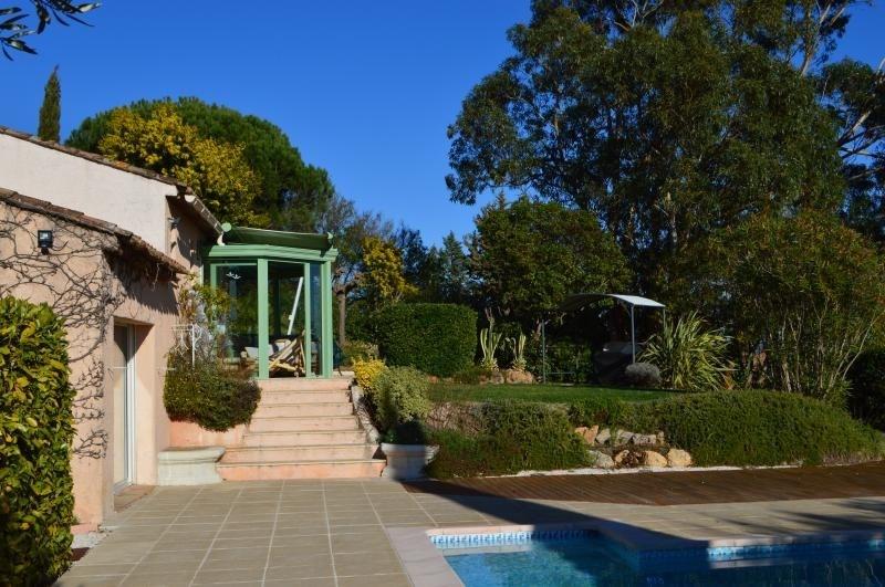 Vente de prestige maison / villa Roquebrune sur argens 699000€ - Photo 1