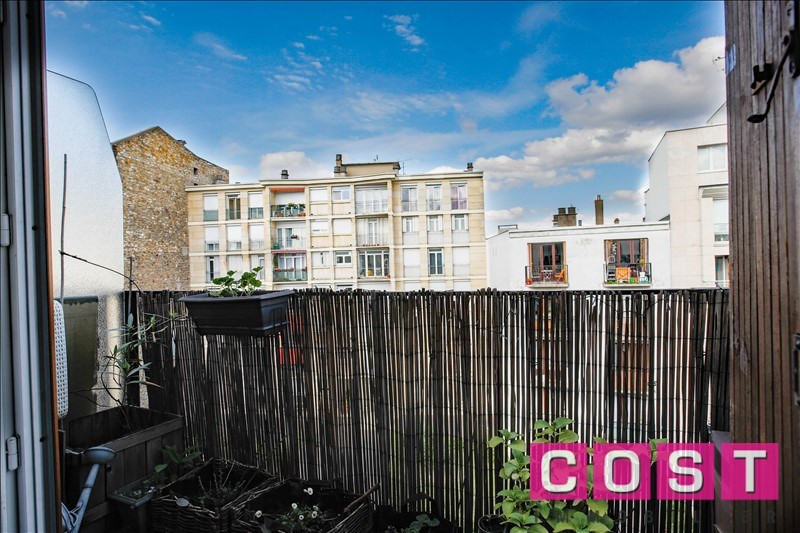 Venta  apartamento Asnieres sur seine 360000€ - Fotografía 4