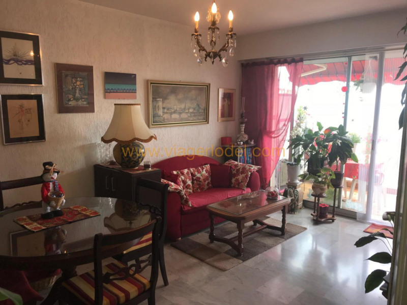 Life annuity apartment Nice 52 500€ - Picture 7