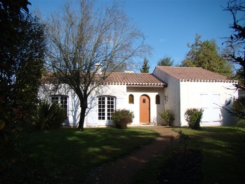 Rental house / villa Le poire sur vie 730€ CC - Picture 1