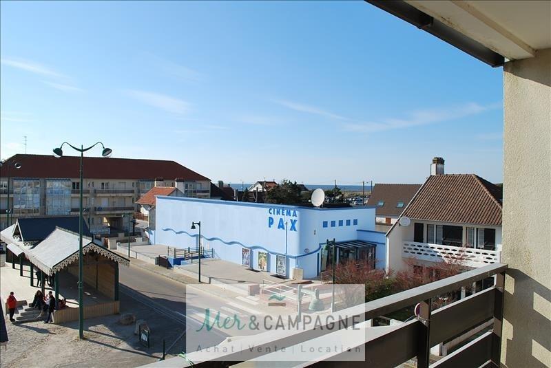 Sale apartment Quend 98000€ - Picture 1