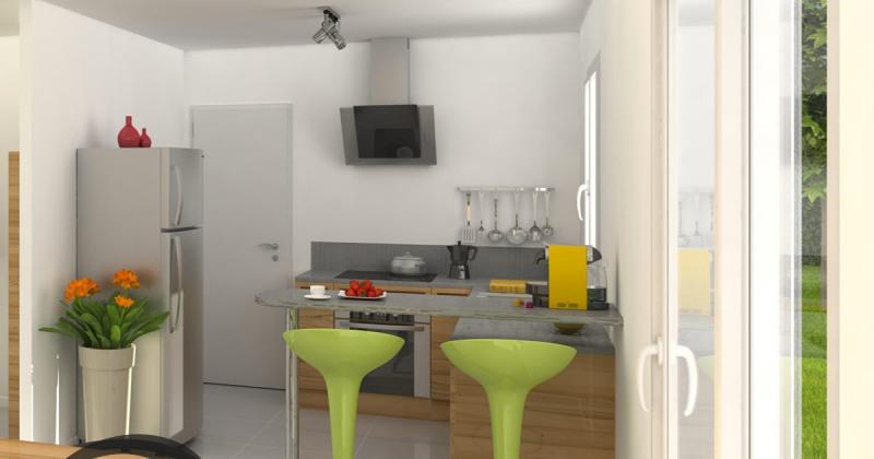 Maison  4 pièces + Terrain 450 m² Labastide-Saint-Sernin par MAISONS CLAIR LOGIS TOULOUSE-SUD