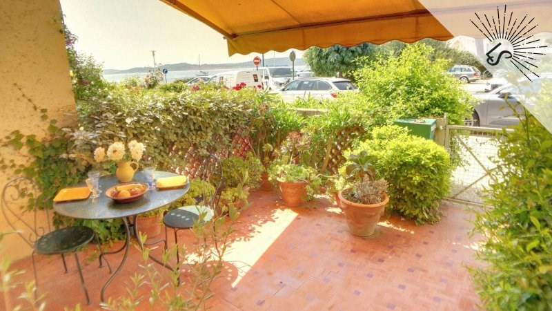 Vacation rental house / villa Ste maxime 1 260€ - Picture 1