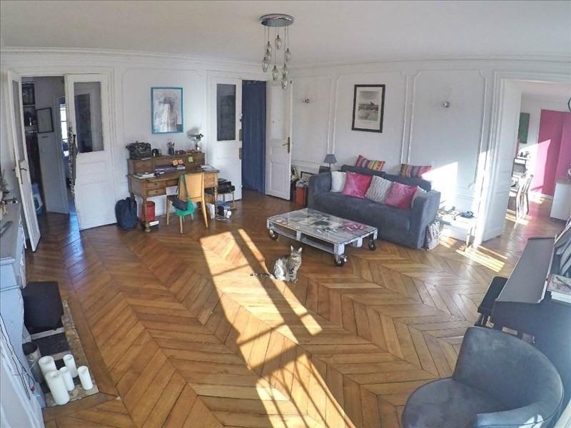 Deluxe sale apartment Paris 11ème 1195000€ - Picture 4