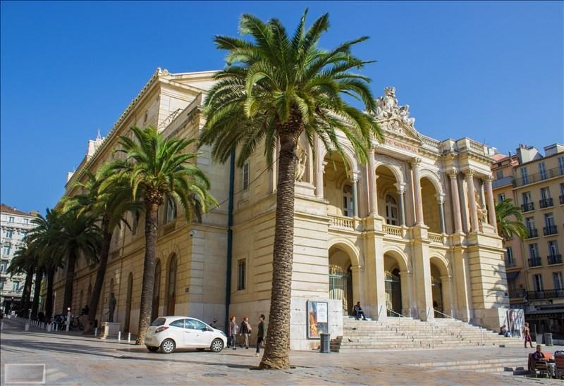 Sale apartment Toulon 88000€ - Picture 1