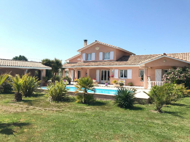 Sale house / villa Gastes 520 000€ - Picture 1