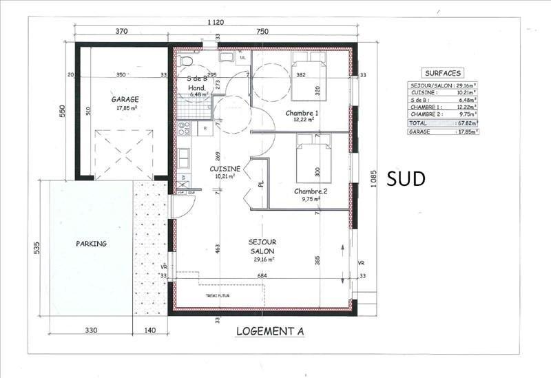 Sale house / villa Vineuil 175000€ - Picture 1