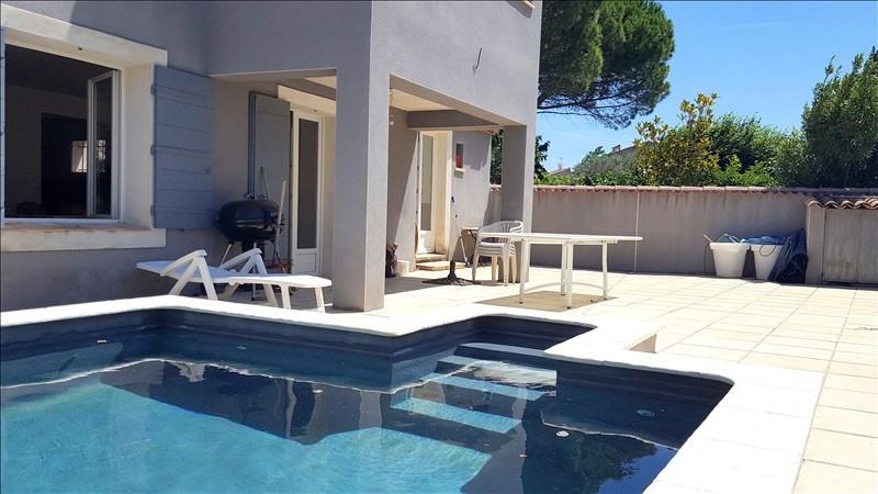 Vente maison / villa Les angles 449000€ - Photo 1