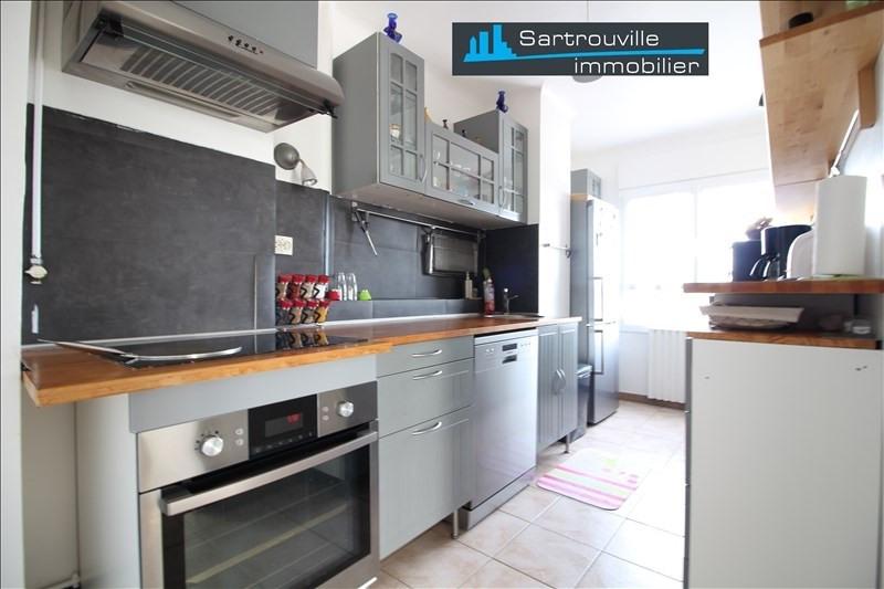 Vente appartement Sartrouville 245000€ - Photo 2
