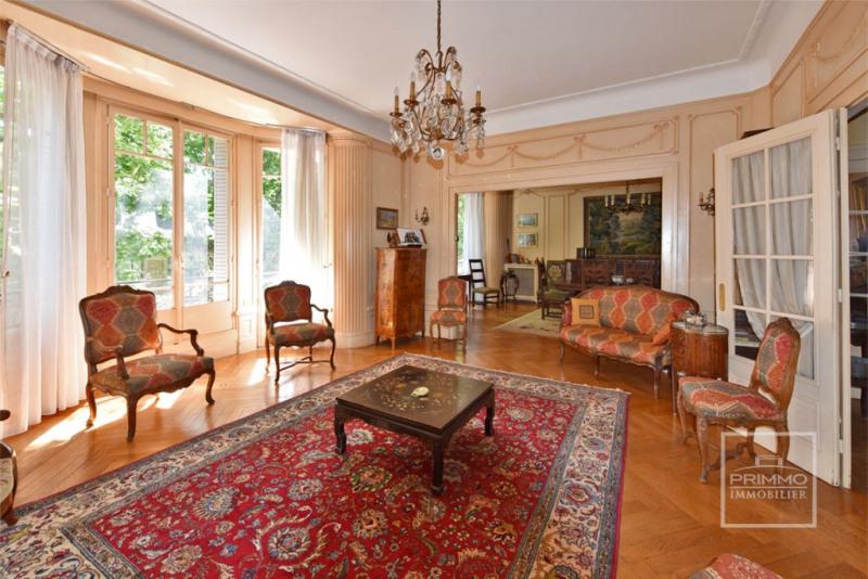 Vente de prestige appartement Lyon 6ème 1040000€ - Photo 7