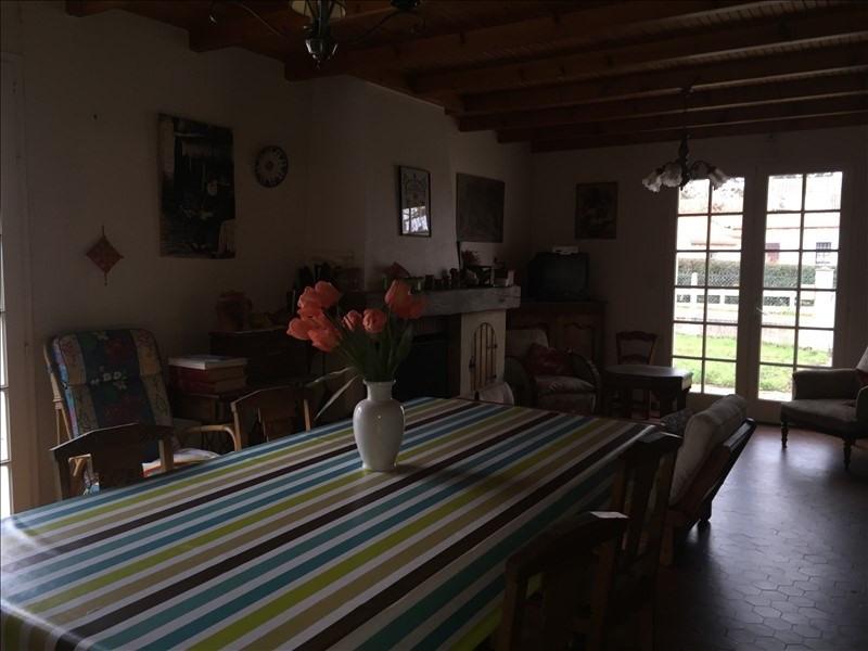Vente maison / villa Longeville sur mer 176800€ - Photo 2