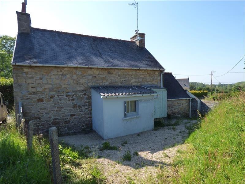 Sale house / villa Pluzunet 49500€ - Picture 6