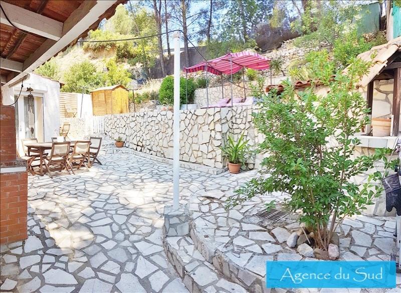 Vente maison / villa Roquevaire 364000€ - Photo 2