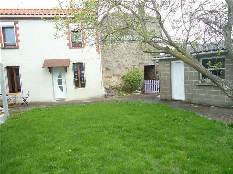 Location maison / villa St macaire en mauges 499€ CC - Photo 2