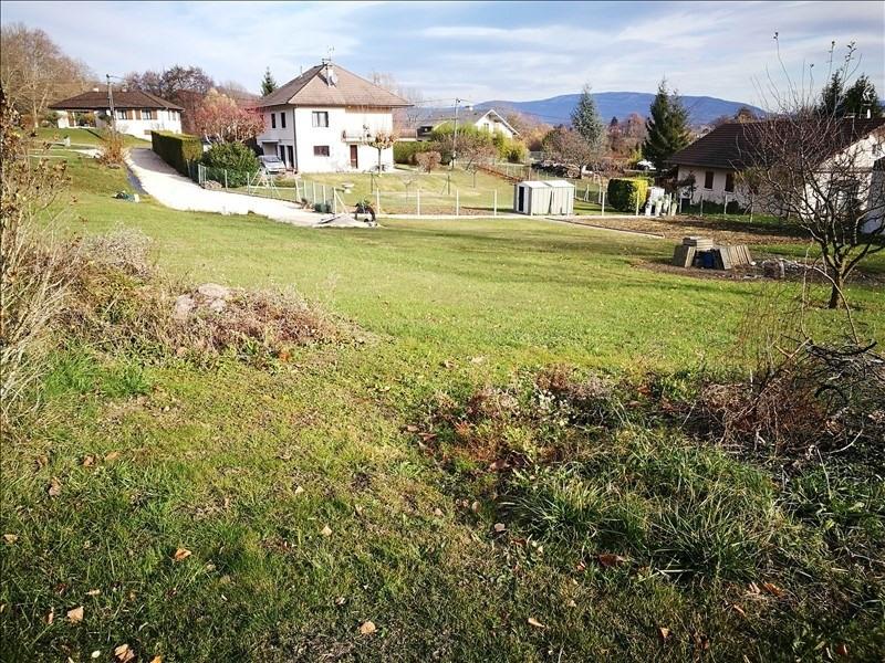 Vendita terreno Seyssel 82500€ - Fotografia 1