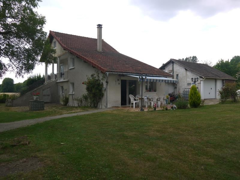 Revenda casa Mousseaux sur seine 243000€ - Fotografia 1