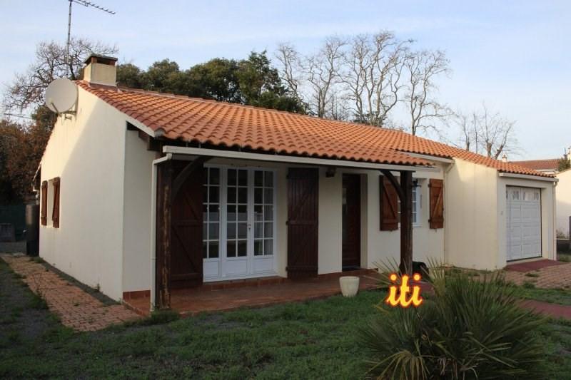 Vente maison / villa Chateau d olonne 367500€ - Photo 1
