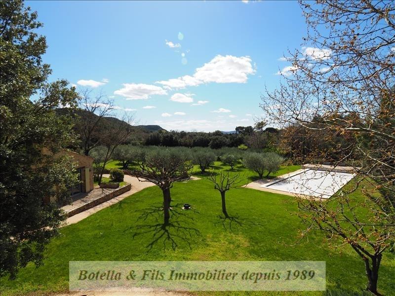 Immobile residenziali di prestigio casa Uzes 763000€ - Fotografia 2