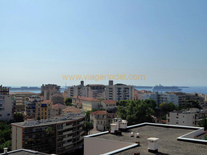 Life annuity apartment Cannes 48 000€ - Picture 12